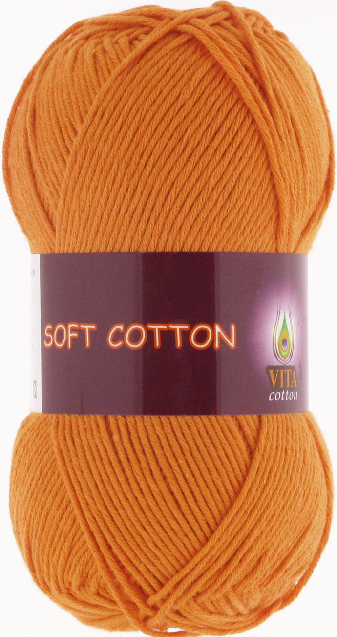 Пряжа Soft Cotton