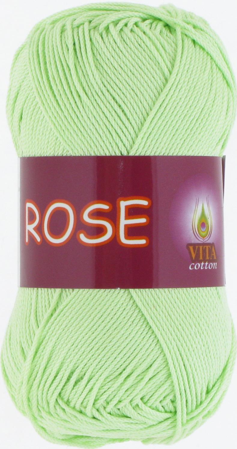 Пряжа Rose
