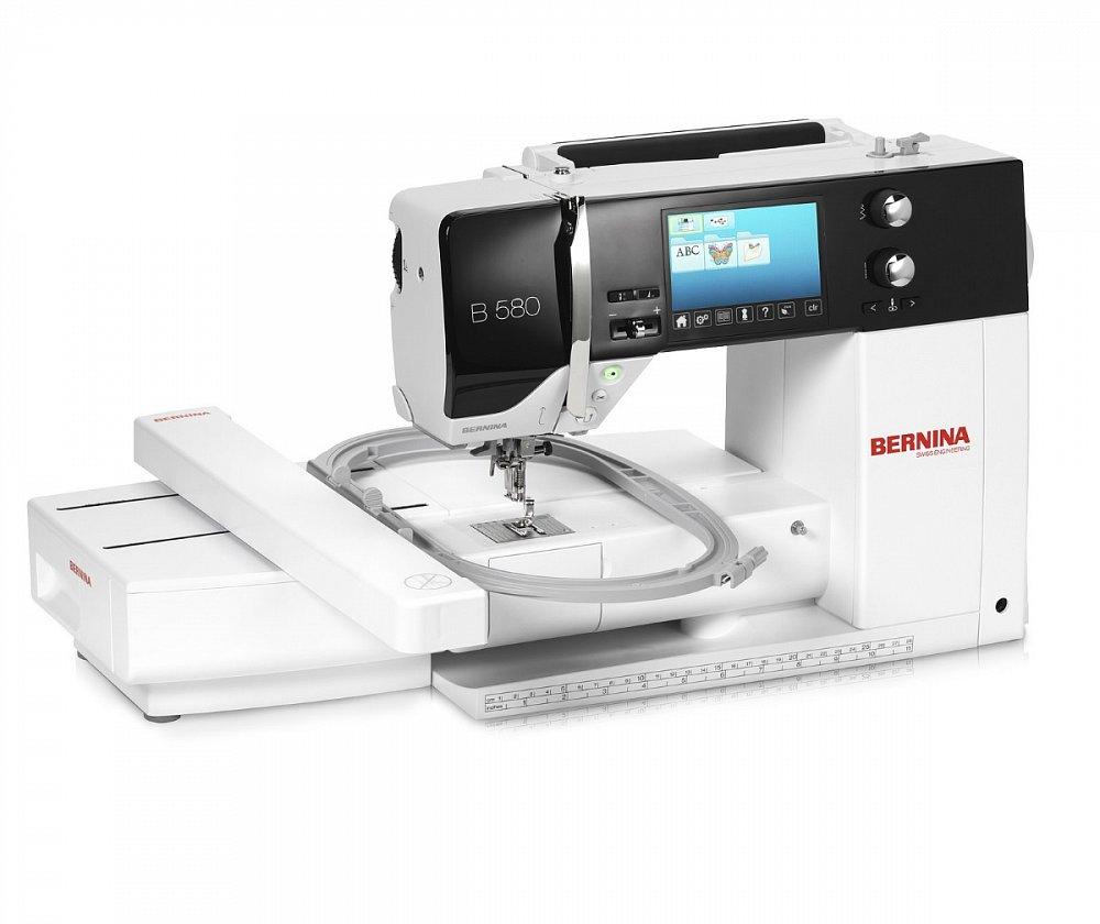 Швейно-вышивальная машина Bernina 580 (без BSR)