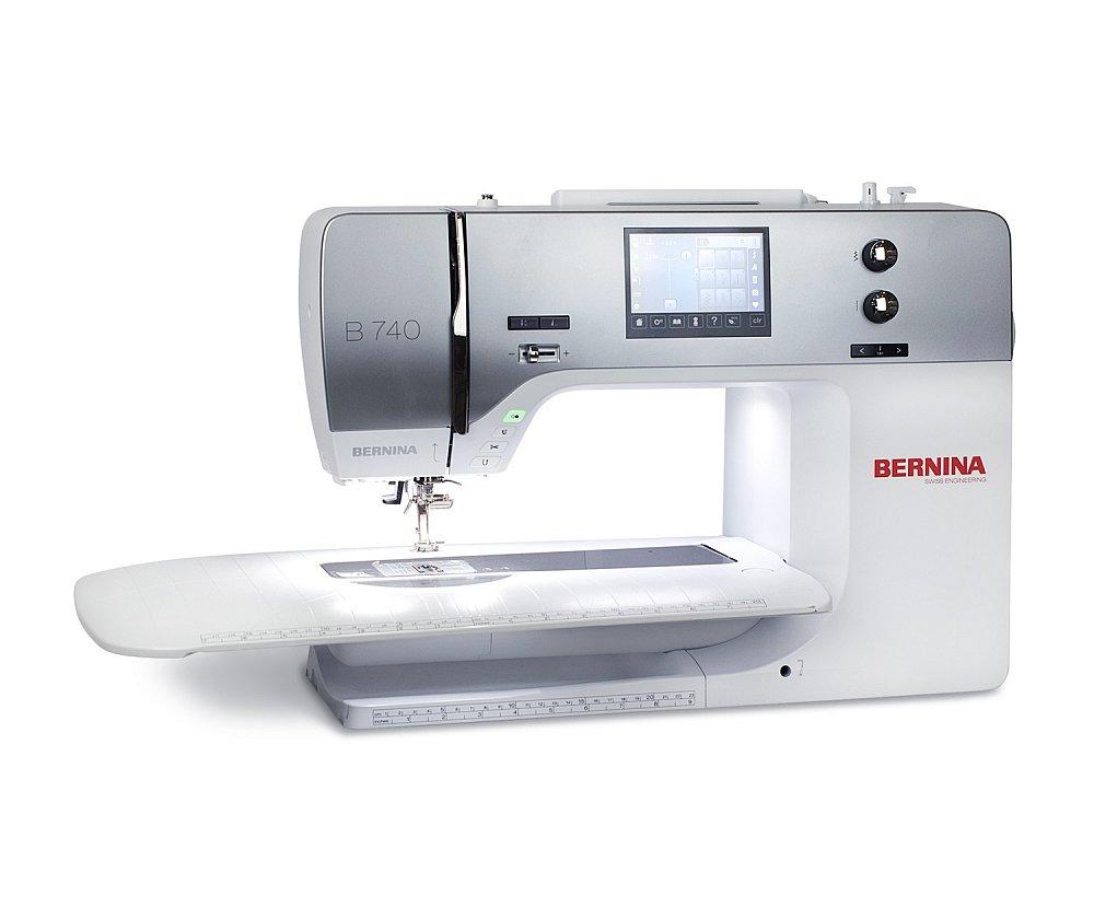 Швейная машина Bernina 740
