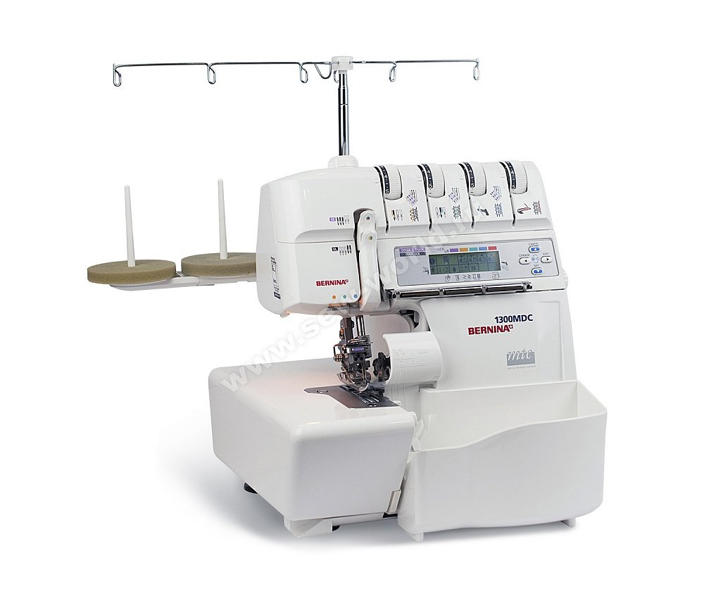 Оверлок (коверлок) Bernina 1300MDC