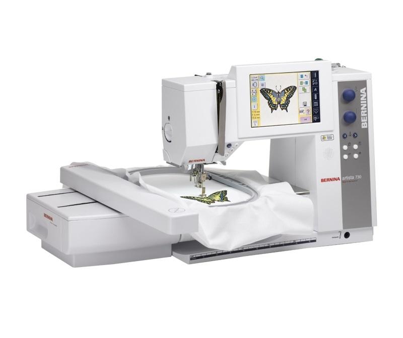 Швейно-вышивальная машина Bernina Artista 730