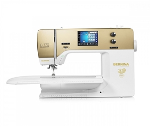Швейная машина Bernina 770 QE 125 Years
