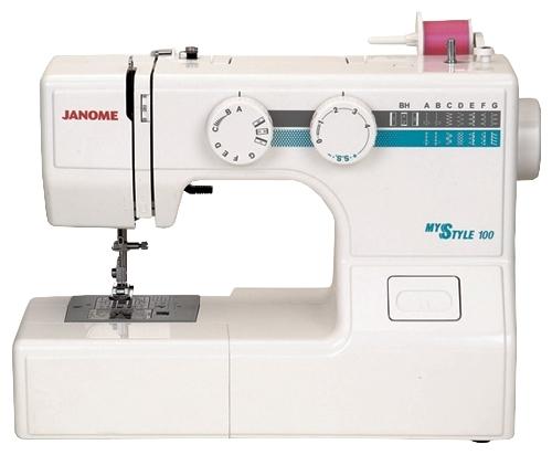 Швейная машина Janome My Style (MS) 100