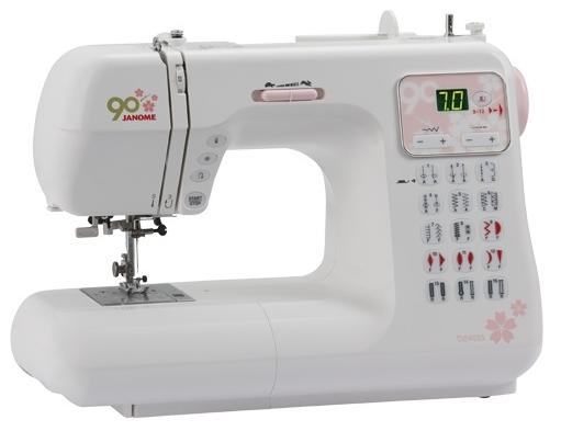 Швейная машина Janome DC 4030 HC