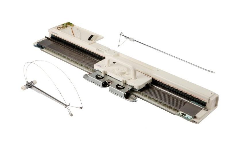 Однофонтурная вязальная машина Silver Reed SK 840
