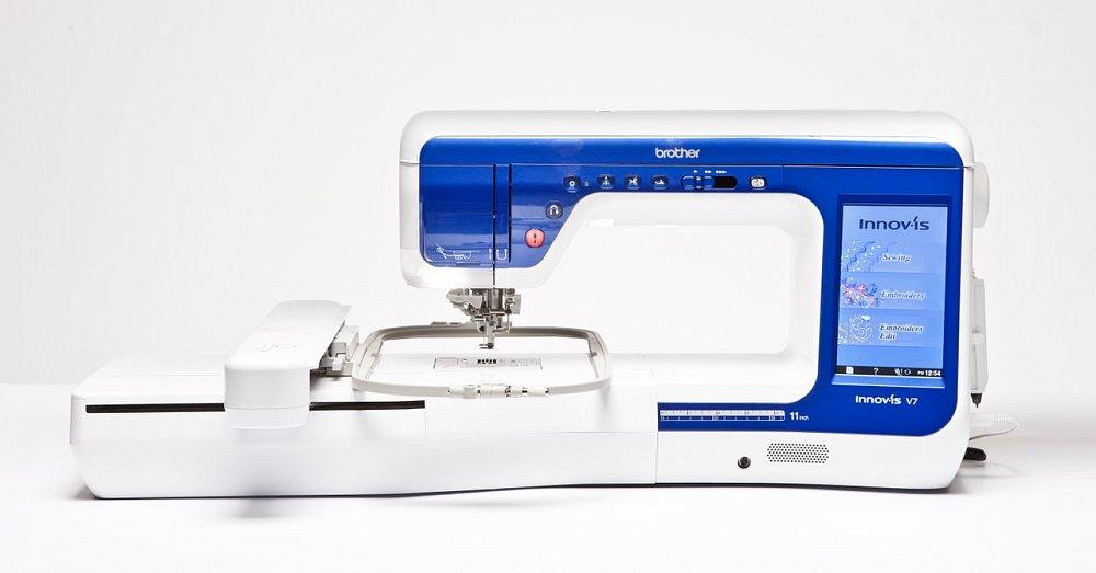 Швейно-вышивальная машина Brother Innov-is (NV) V7