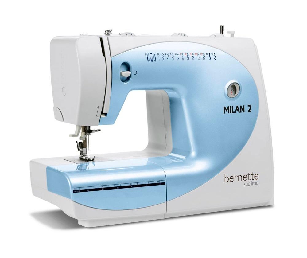 Швейная машина Bernette Milan 2