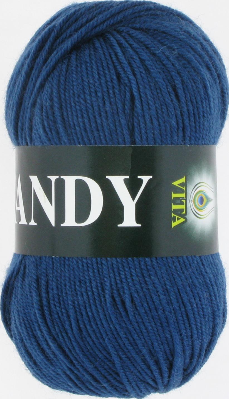 Candy 2507 джинсовый