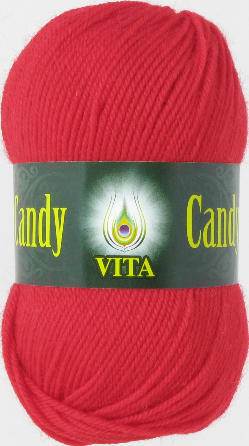 Candy 2515 алый