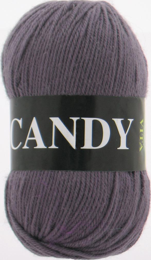 Candy 2522 серо-коричневый