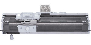 Двухфонтурная вязальная машина Silver Reed SK 280/SRP 60N