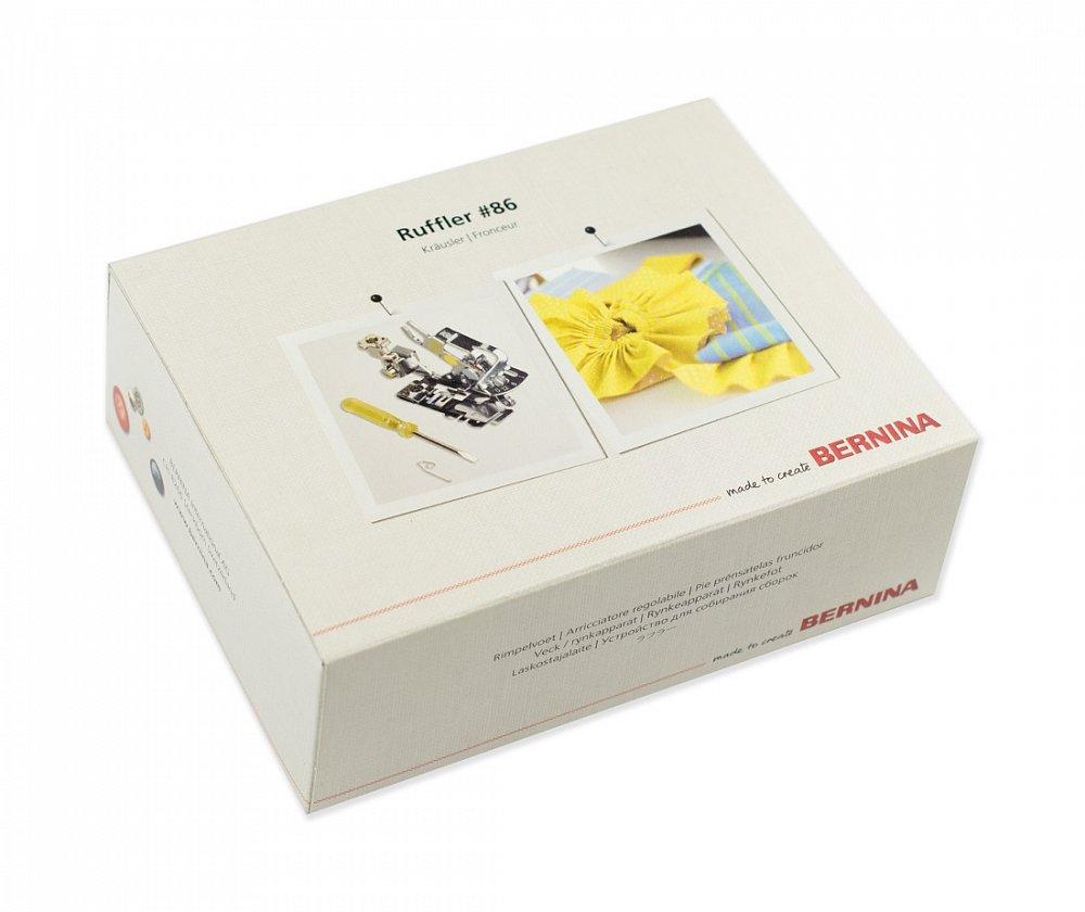 Аппарат Bernina № 86 для складок (арт. 008 386 73 00)