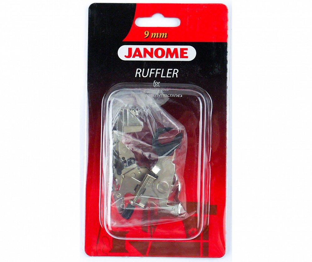 Аппарат Janome для закладывания складок 9мм