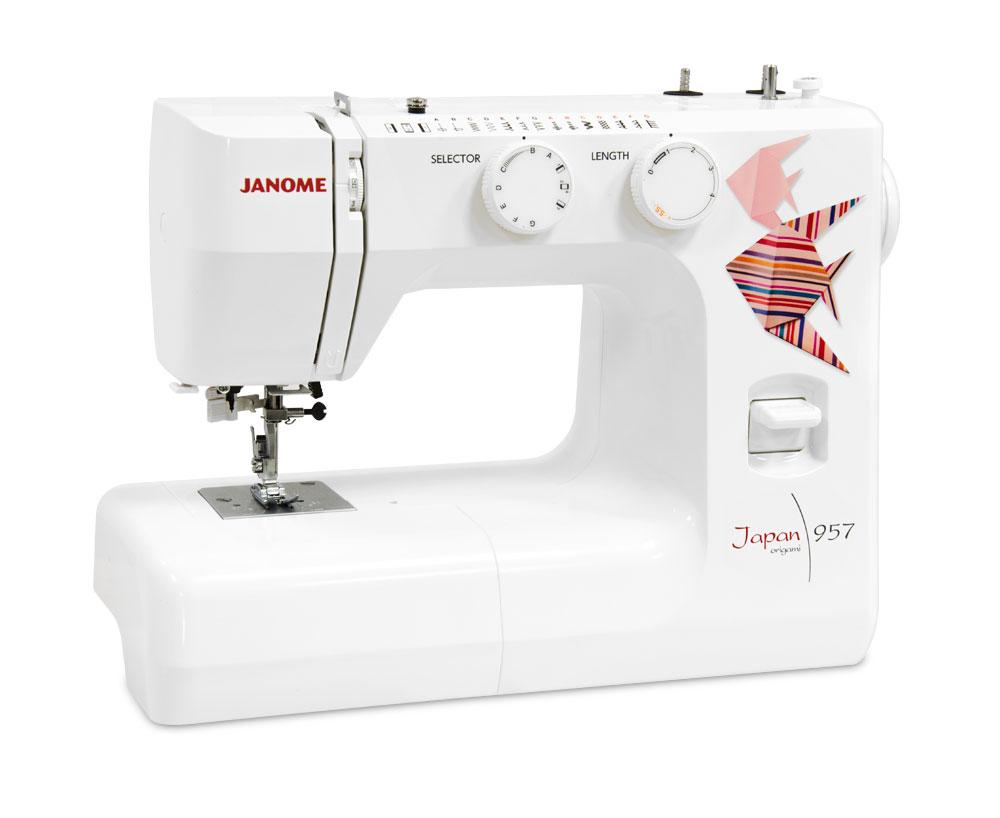 Швейная машина Janome Japan 957