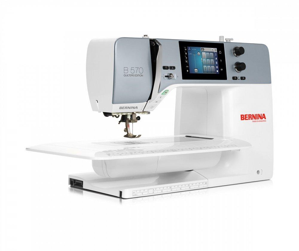 Швейная машина Bernina 570QE