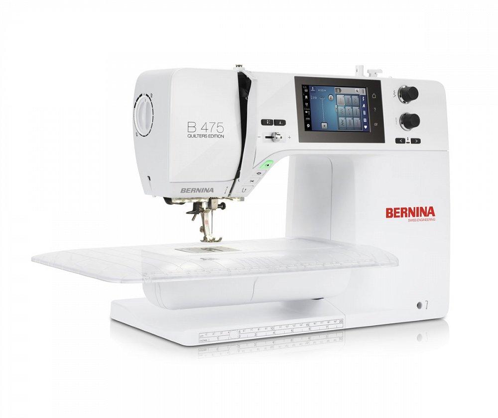 Швейная машина Bernina 475QE
