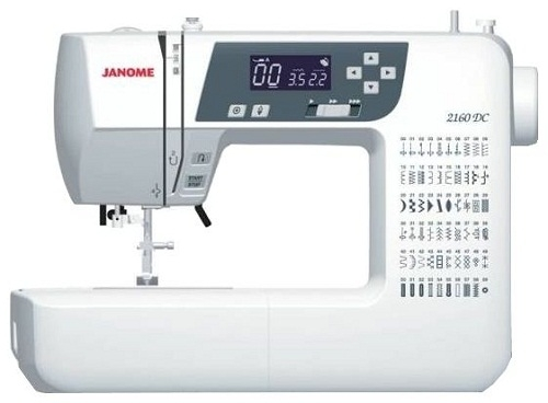 Швейная машина Janome 2160DC