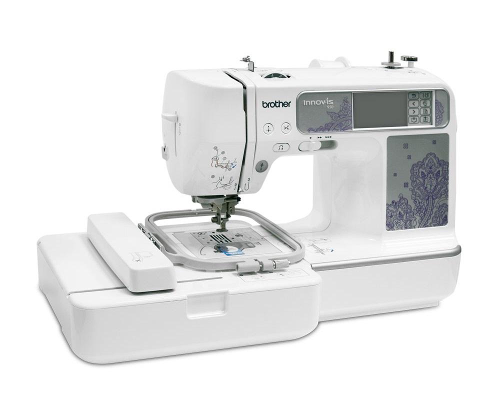 Швейно-вышивальная машина Brother Innov-is (NV) 950
