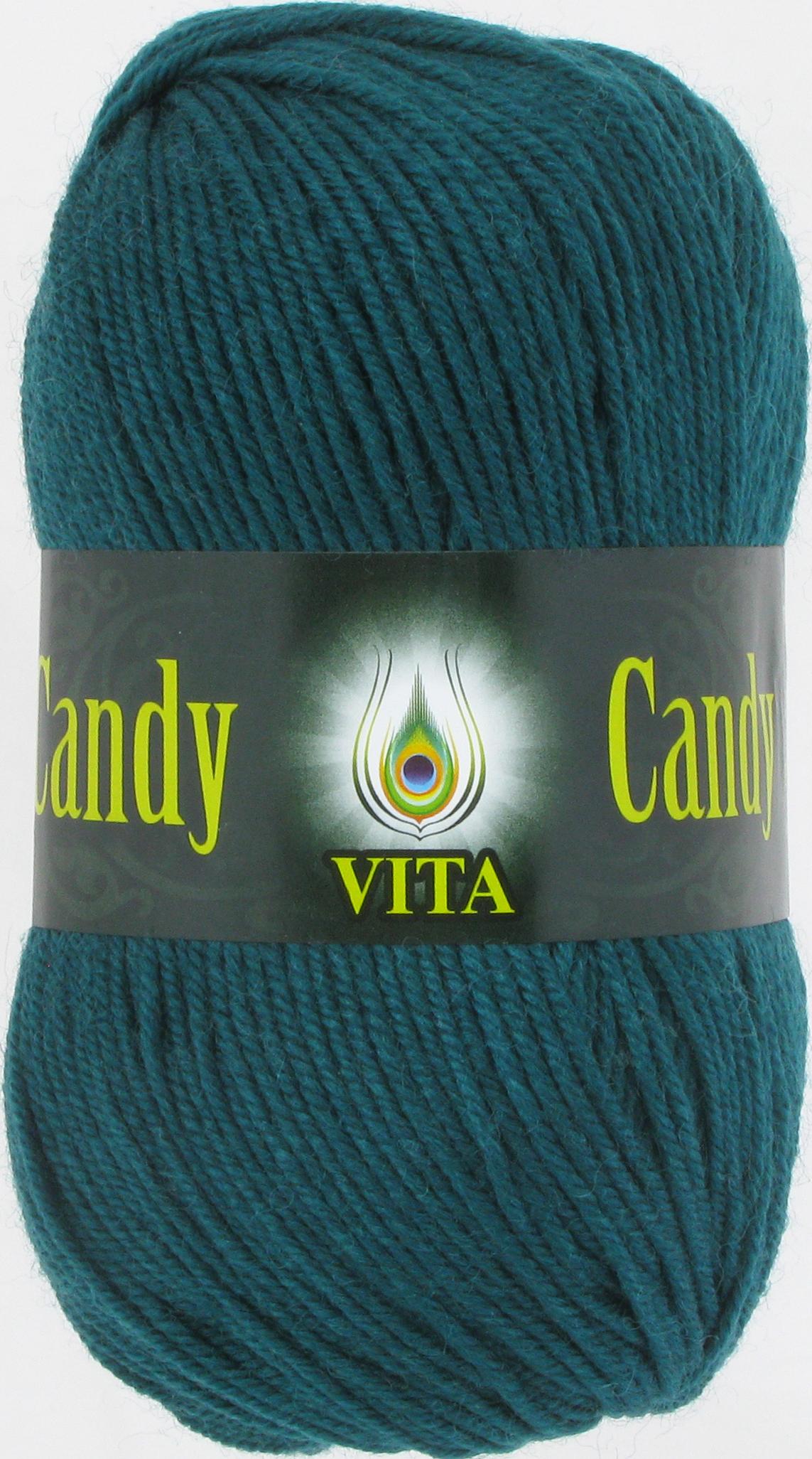 Candy 2546 темно-зеленый